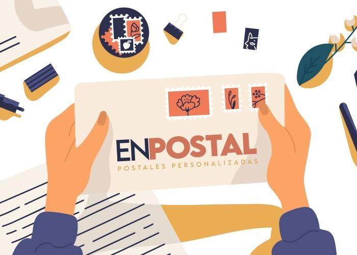 Crea tu postal